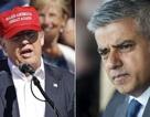 Tân thị trưởng Hồi giáo Anh không ủng hộ Donald Trump