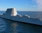 Hải quân Mỹ chuẩn bị tiếp nhận tàu khu trục lớn nhất