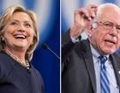 """Bà Hillary nói cuộc đua với đối thủ Sanders đã """"ngã ngũ"""""""