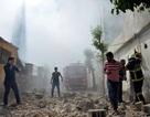 Rocket bắn từ Syria rơi gần sân bay Thổ Nhĩ Kỳ