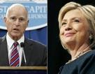 Bà Hillary Clinton được Thống đốc bang California ủng hộ trước giờ G