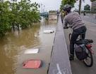 Pháp: Sông Seine vỡ bờ, nước dâng cao kỷ lục trong 30 năm qua