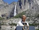 Tổng thống Obama thăm công viên quốc gia Yosemite, kêu gọi chống biến đổi khí hậu