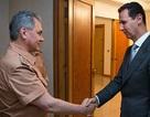 Bộ trưởng Quốc phòng Nga gặp Tổng thống Syria bàn về hợp tác quân sự