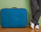 Nam thanh niên trốn trong vali hòng nhập cư vào Anh