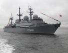 Nga điều tàu do thám thăm dò Hải quân Mỹ tập trận