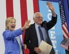 Thượng nghị sĩ Sanders chính thức tuyên bố ủng hộ bà Clinton tranh cử tổng thống