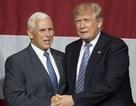 """Tỷ phú Trump chính thức chọn Thống đốc Indiana làm """"phó tướng"""""""