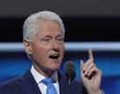 Cựu Tổng thống Bill Clinton đăng đàn giúp vợ ghi điểm tại đại hội đảng