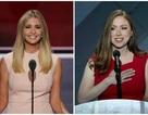 Tình bạn đặc biệt giữa hai ái nữ nhà Trump và Clinton
