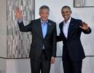 Tổng thống Obama: Singapore là điểm tựa cho sự hiện diện của Mỹ ở châu Á