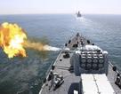Mỹ chỉ trích tập trận Trung - Nga trên Biển Đông