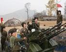 Triều Tiên lập liên tiếp 3 căn cứ pháo phòng không quanh thủ đô