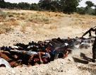 IS chôn hàng nghìn người trong 72 ngôi mộ tập thể