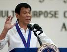 Tổng thống Philippines nói sẵn sàng tạm gác phán quyết Biển Đông với Trung Quốc