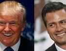 Tỷ phú Trump bất ngờ nhận lời gặp Tổng thống Mexico