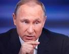 Tổng thống Putin: Nga không mặc cả về lãnh thổ
