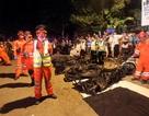 Hiện trường vụ nổ chợ đêm kinh hoàng tại Philippines, 14 người chết