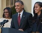 Tổng thống Obama tự hào nếu con gái nhập ngũ
