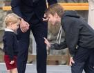 Hoàng tử George từ chối đập tay với cậu bé người Canada