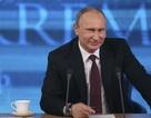 Tổng thống Putin đạt tín nhiệm cao kỷ lục năm 2016