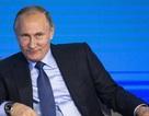 Ông Putin giải đáp câu hỏi của bé gái về tổng thống Nga