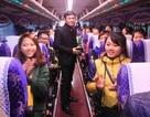 Tặng quà và trao gần 700 vé xe cho sinh viên nghèo về quê ăn Tết