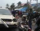 Hàng loạt vụ tai nạn liên hoàn, nhiều người nhập viện