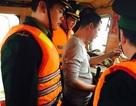 Hành trình truy bắt tàu Trung Quốc mang dấu hiệu lạ