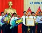 Sở Giao thông vận tải đón nhận Huân chương Lao động hạng Nhất