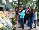 Hơn 20 ngàn người tới viếng mộ Đại tướng Võ Nguyên Giáp dịp đầu năm