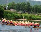 """Hội thi """"Cá trắm và đua thuyền sông Son"""", nét văn hóa mới ở Phong Nha - Kẻ Bàng"""