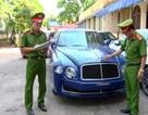 Giám định để truy nguồn gốc xe sang Bentley nhập lậu
