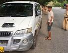 Bắt lái xe biển số Lào dương tính với chất ma tuý