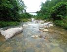 Nơi níu dây, cõng học sinh qua suối: Cần lắm một cây cầu!
