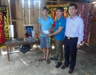Quỹ Nhân ái hỗ trợ 2 triệu đồng đến mỗi gia đình có người gặp nạn trong mưa lũ tại Quảng Bình