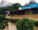 Quảng Bình tiếp tục mưa lớn, nguy cơ lũ lụt tái diễn