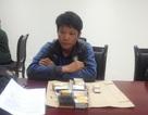 Bắt giữ đối tượng vận chuyển hàng trăm viên đạn từ Lào về Việt Nam