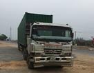 Lái xe container bị chặn bắt cách điểm gây tai nạn chết người 20 km