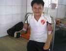 Em Trịnh Văn Ngọ và cánh tay ân tình