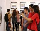 Sinh viên Việt Nam và Hàn Quốc cùng triển lãm tranh