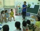 Kiểm tra việc dạy học tiếng Anh trong trường mầm non
