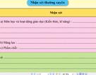 Bỏ chấm điểm học sinh tiểu học: Giáo viên hoảng vì sổ sách nặng nề