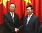 Ủy viên Quốc vụ Trung Quốc Dương Khiết Trì trở lại Việt Nam
