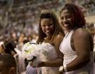 Lễ cưới tập thể kỷ lục cho 2.000 cặp đôi Brazil