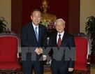 Tổng thư ký LHQ đánh giá cao vai trò và vị thế của Việt Nam