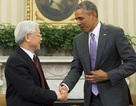 Thứ trưởng Ngoại giao Hà Kim Ngọc: Quan hệ Việt-Mỹ đang ở thế kiềng 3 chân