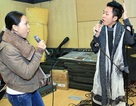 """Tùng Dương- Nguyên Thảo nỗ lực tập cho liveshow """"Áo mùa đông"""""""