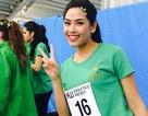 Nguyễn Thị Loan đứng thứ 11 trong phần thi nhảy xa