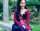 Diễn viên Diễm My quý phái trong tà áo dài Việt